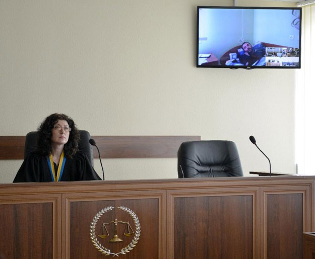 kiev opens politically charged trial of russian troops