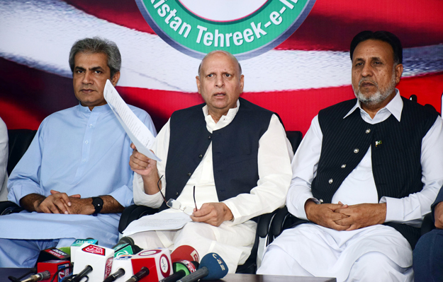 lodhran by election sarwar says pml n tying to avoid electoral contest