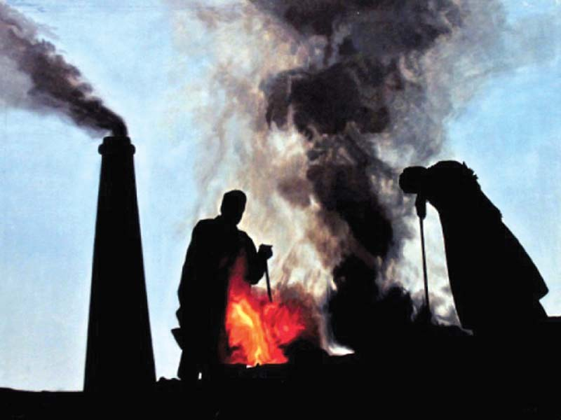 twin cities brick kilns poisoning the environment