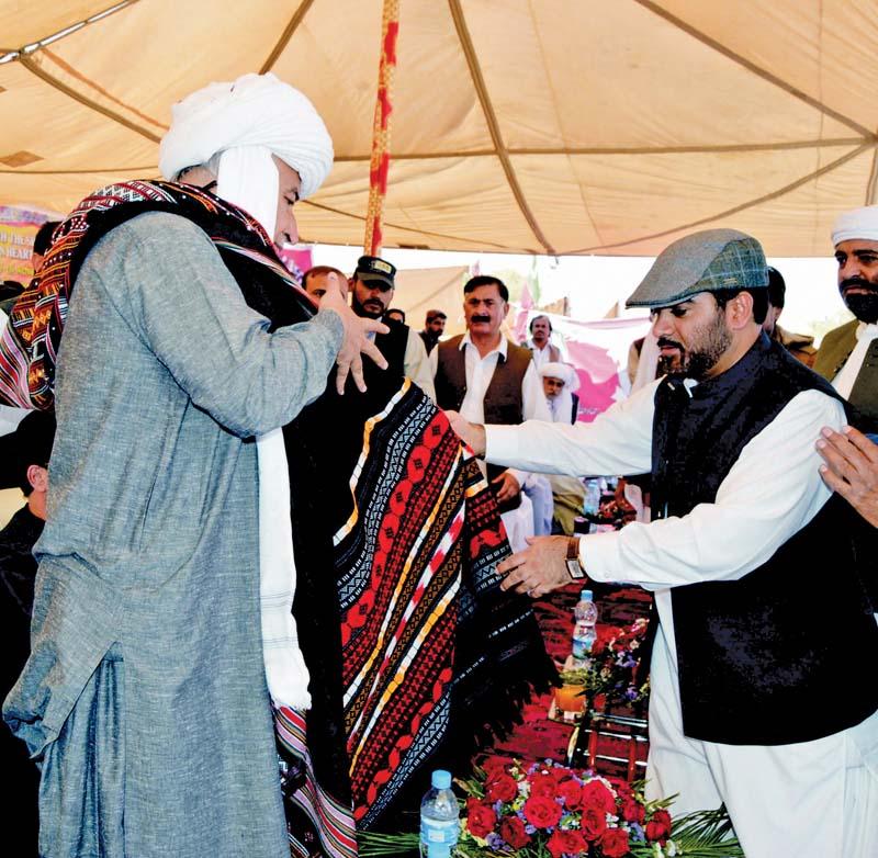olive branch dr malik baloch invites rebels to join democratic struggle