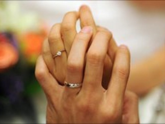 pakistan should not allow itself to become a hub for child marriages where minors under coercion and violence are married often young girls to men much older than them stock image