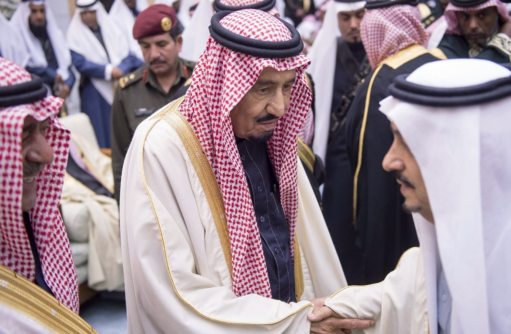 in this file photo saudi arabia 039 s king salman bin abdul aziz photo afp