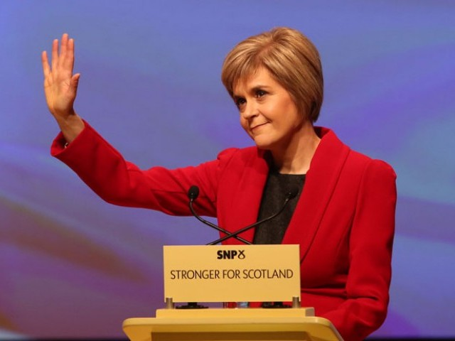scottish nationalist leader wants new referendum only if enough support