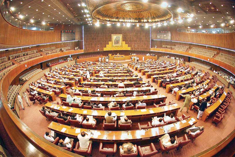 govt tables resolution in national assembly on french ambassador expulsion