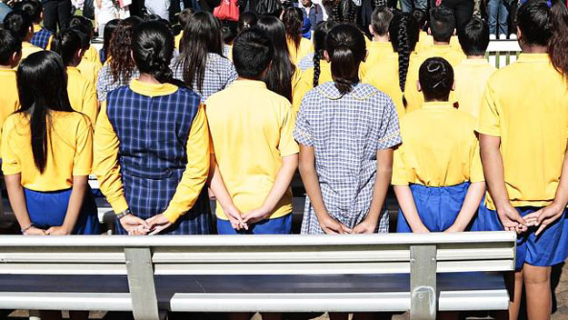 australian school criticised for allowing muslim students to leave the assembly hall before the national anthem is sung photo the australian