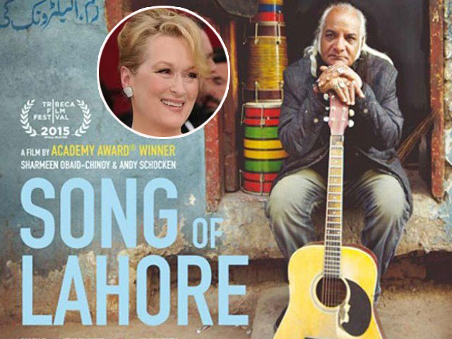 song of lahore premieres to be hosted by meryl streep