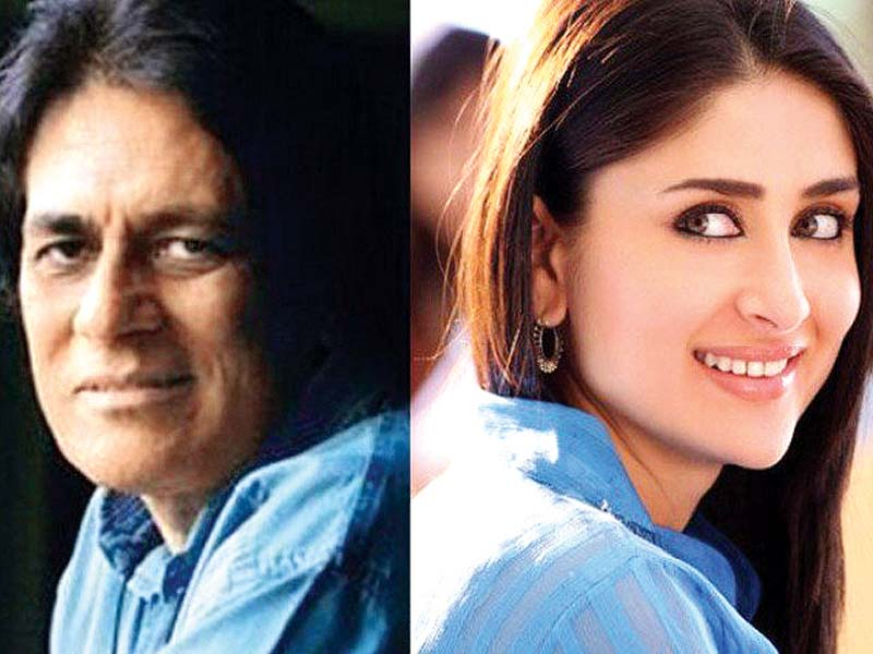 A source close to Shoaib revealed he has only pitched the movie to Bebo so far. PHOTO: FILE