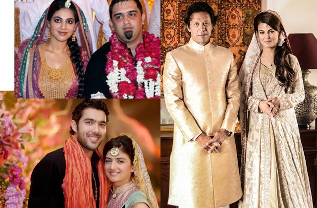 5 short lived celebrity marriages that made headlines