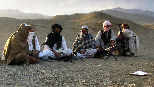 new taliban supremo s foes hold meeting in zabul photo afp