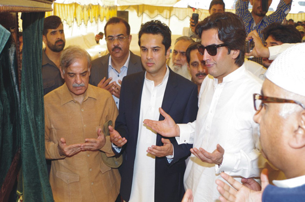 local elections results reflect people s trust in govt says shahbaz