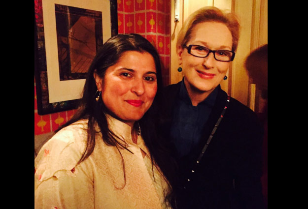 meryl streep sways to sharmeen obaid s songs of lahore