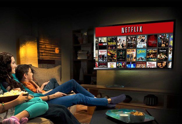 Netflix has been credited with the popularity of 'binge-watching' PHOTO: INDEPENDENT