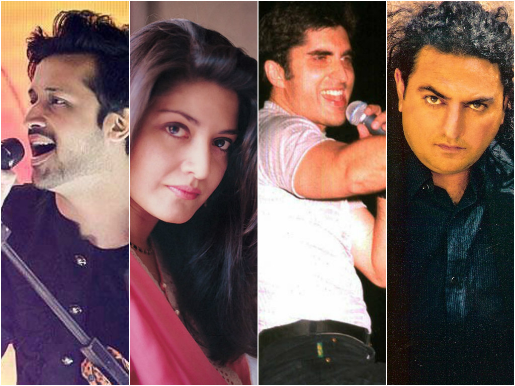 quiz which pakistani singer are you
