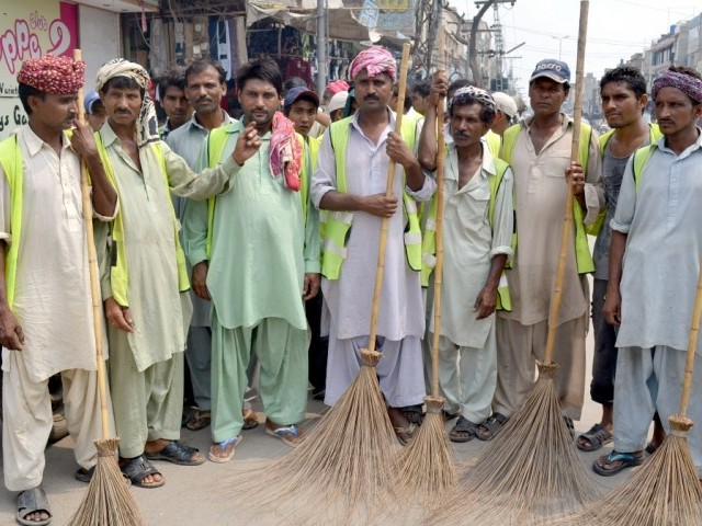 accountable sanitation workers salaries withheld for absenteeism