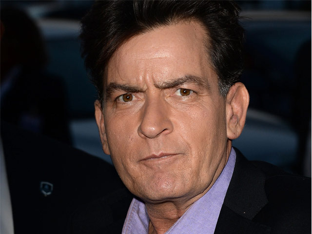 charlie sheen to make personal announcement on nbc s today show tuesday