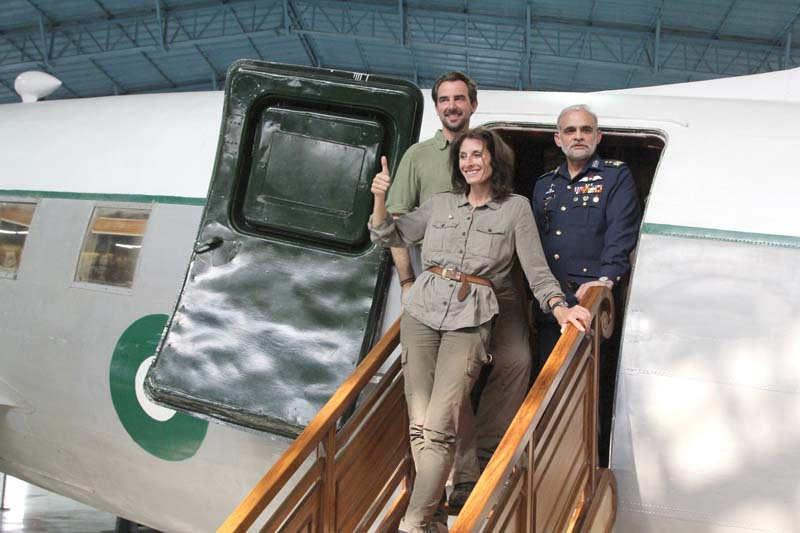 an aviator s journey of a lifetime