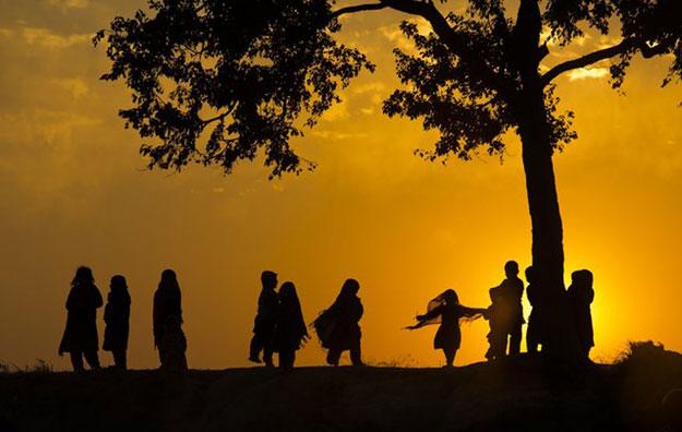 27 beautiful sunsets captured in pakistan