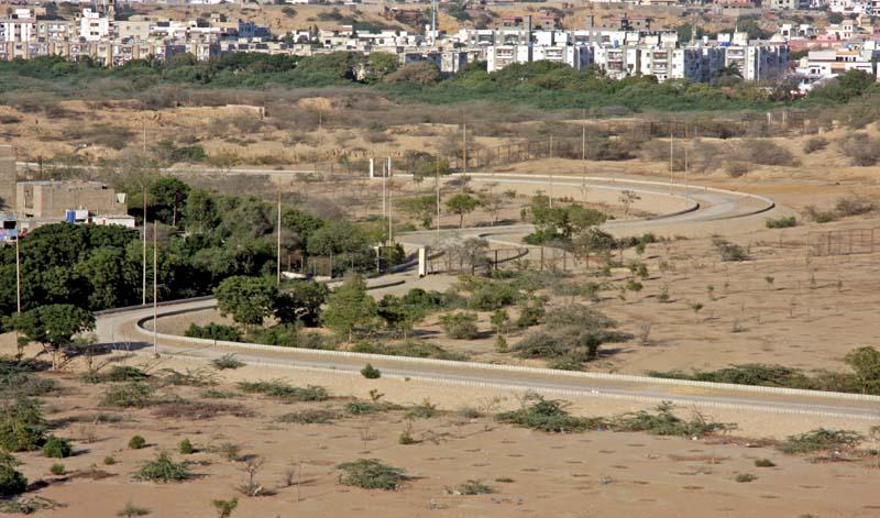 khushab s safari park in disrepair