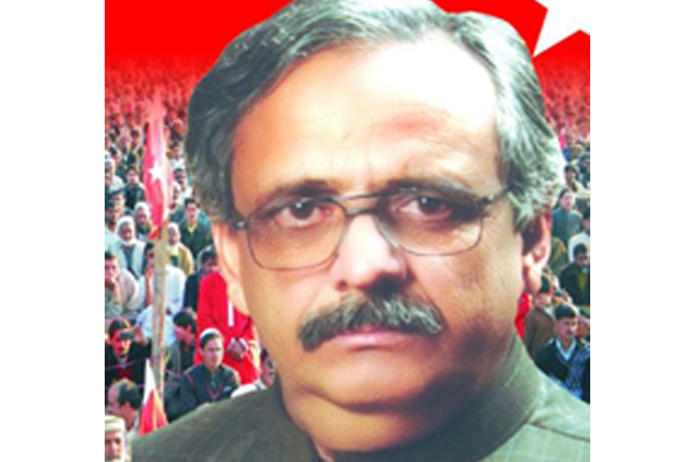 awami workers party awp chairman fanoos gujjar photo http uelect org pk