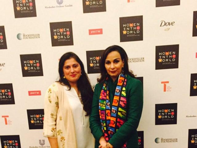 pakistani senator sherry rehman on the tumultuous relationship between pakistan and india photo twitter