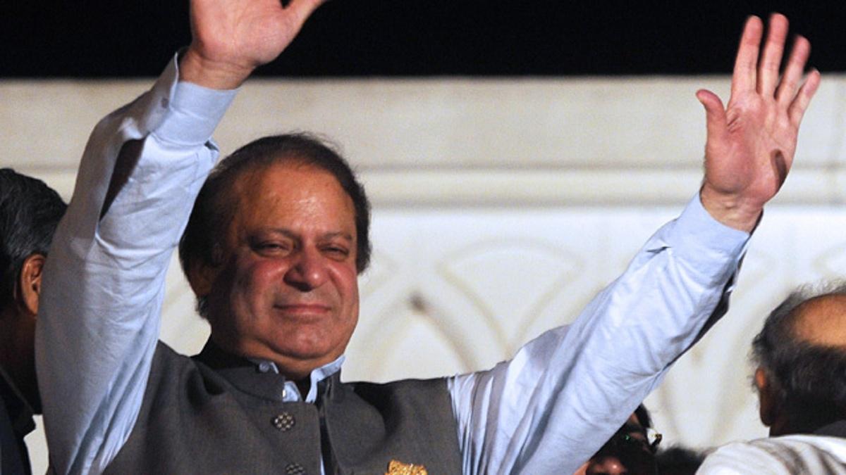 nawaz sharif s shift to the centre