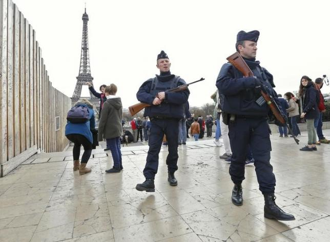 since the paris attacks a total of 298 people have been placed in administrative detention as well as 71 people under house arrest photo reuters