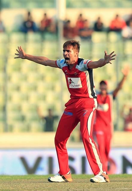 vikings vs superstars amir ajmal bowl chittagong to victory