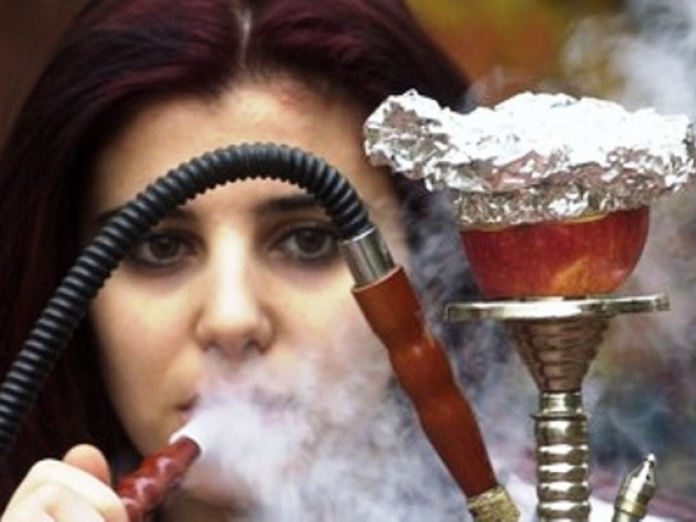 dozens held for smoking sheesha sc told