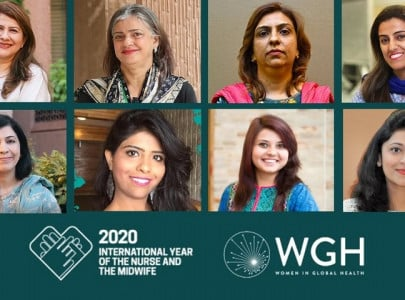 eight pakistanis make it to world s top 100 nurses midwives list