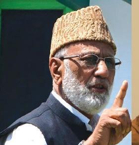senior hurriyat leader muhammad ashraf sehrai arrested by indian occupational forces