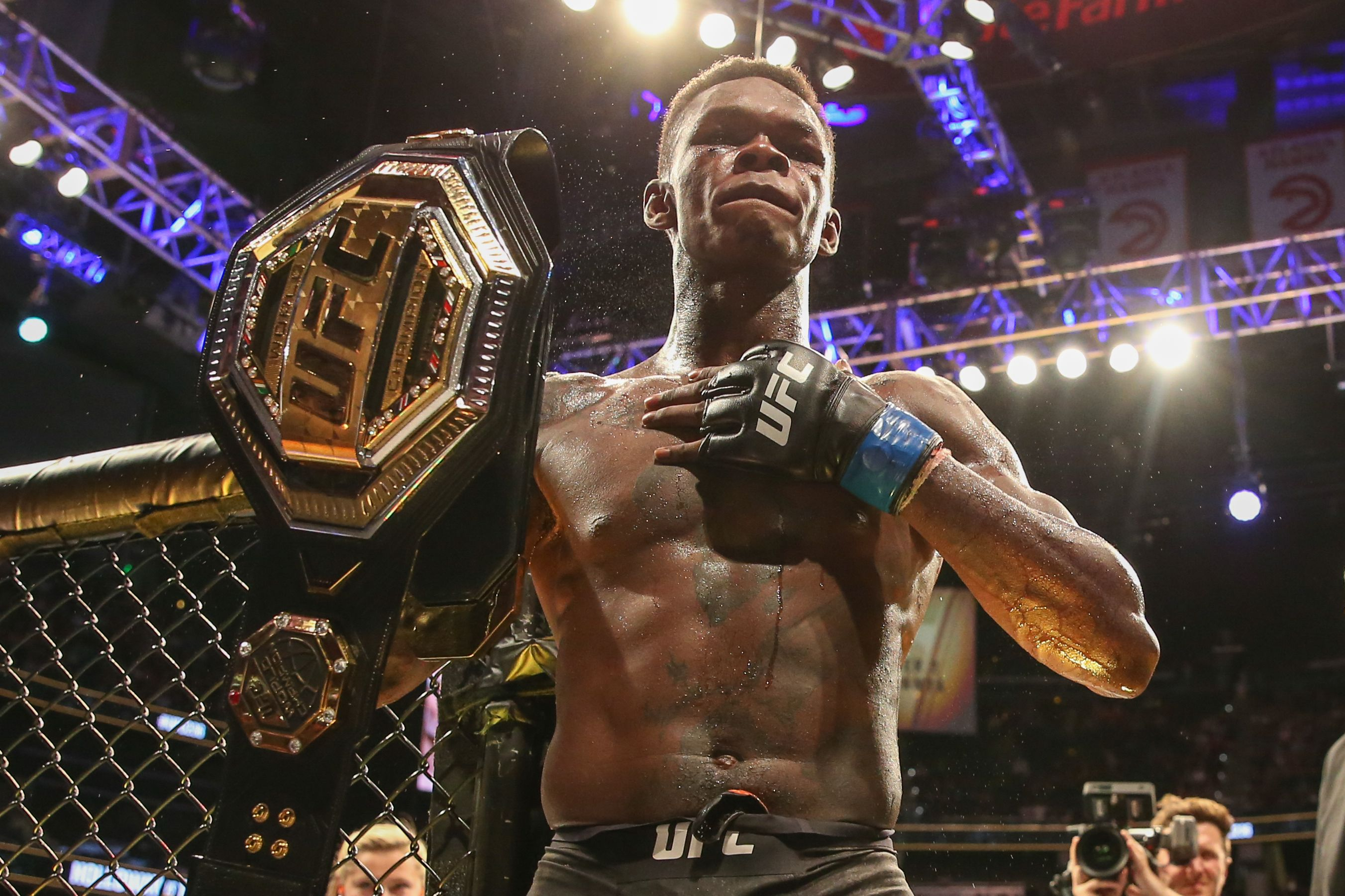 Israel Adesanya to face Paulo Costa at UFC 253, per report