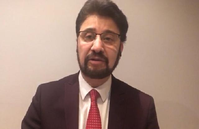 shadow deputy leader of the house of commons afzal khan screengrab