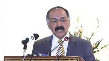 Amanullah Yasinzai. PHOTO: RADIO PAK