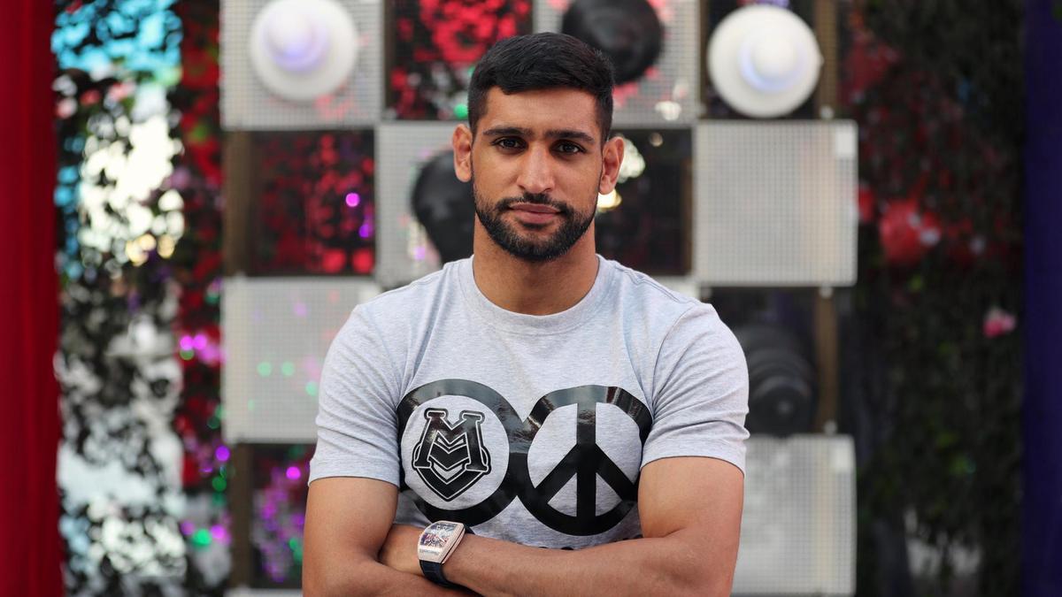 amir khan bringing pro boxing show to pakistan