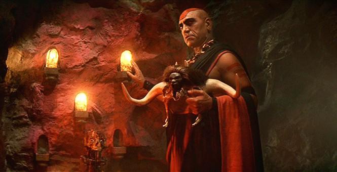 amrish puri initially refused steven spielberg s temple of doom
