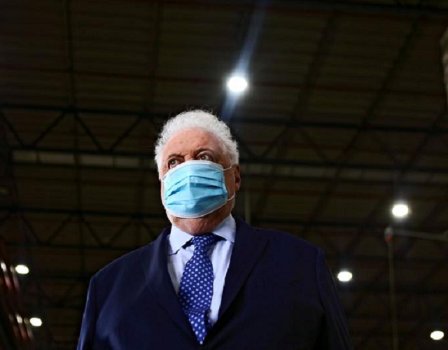 argentina health minister gines gonzalez garcia photo reuters file