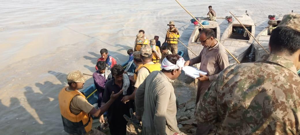 rescue efforts underway in dadu jhal magsi ispr