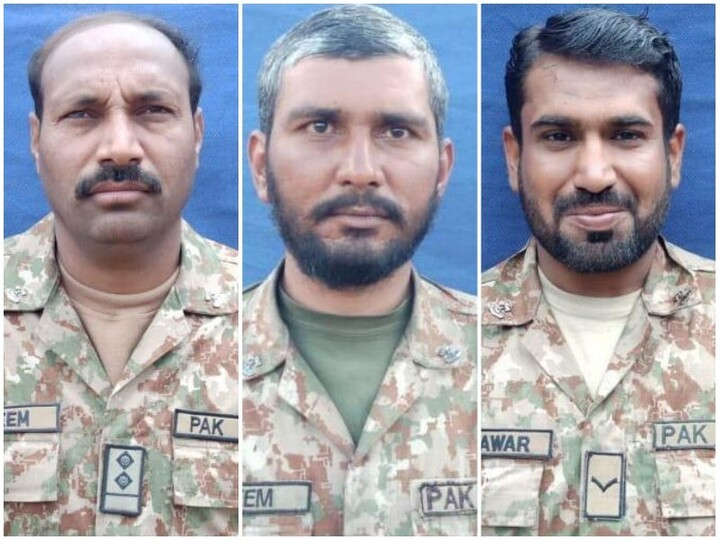 three soldiers martyred in south waziristan operation