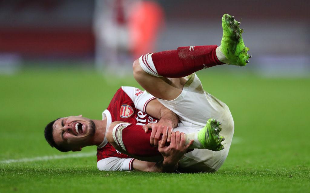 Next two games litmus tests for improving Arsenal, says Arteta