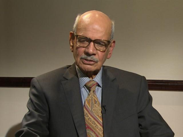 pakistan s former spy chief lt gen retd asad durrani photo rt file
