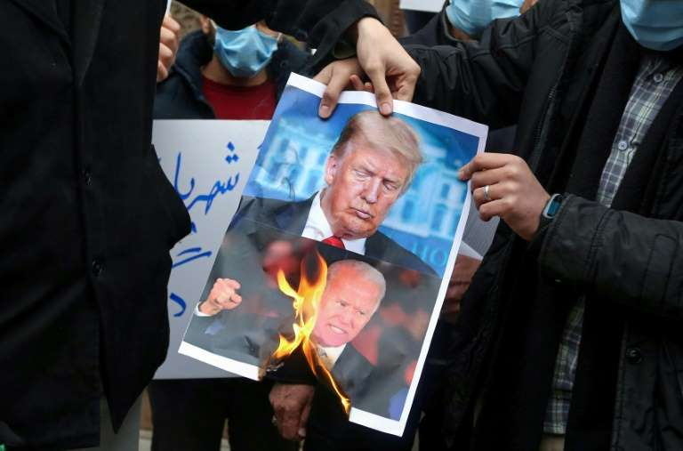 iran assassination could undercut biden s diplomatic options