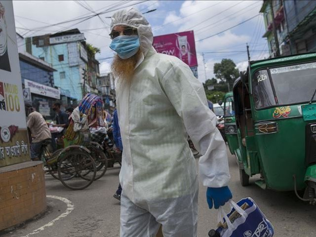 bangladesh growing concern over rising virus figures