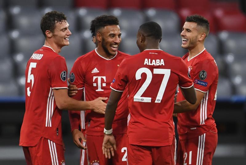Bayern Munich vs. Atletico Madrid - Football Match Report