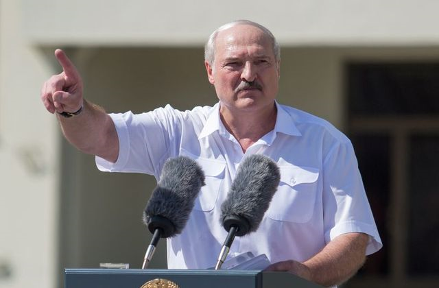 belarus leader lukashenko says there will be no new election belta