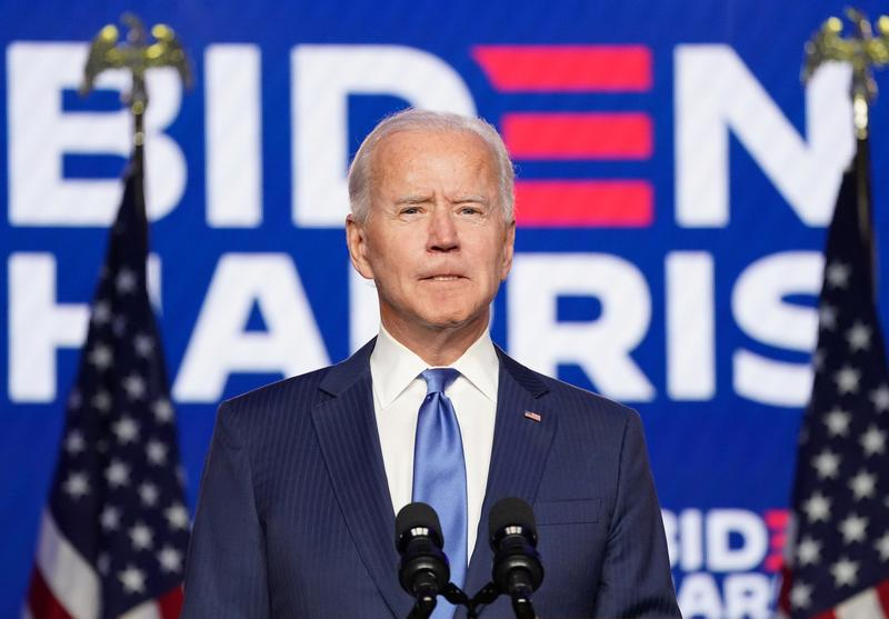 EU hails Biden's 'new dawn' but wants tough tech rules