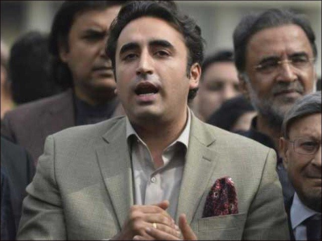 Bilawal says PPP to give tough time to AJK govt