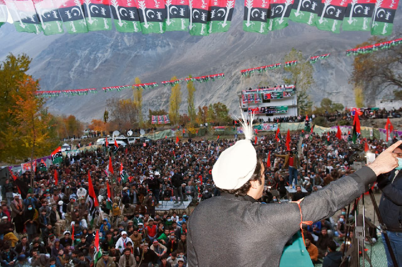 bilawal vows to form govt in g b as well as in centre