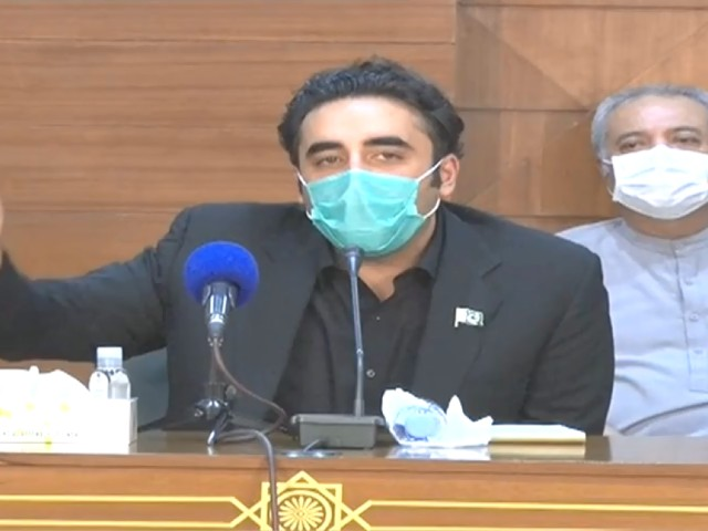 bilawal wants centre to declare agricultural emergency