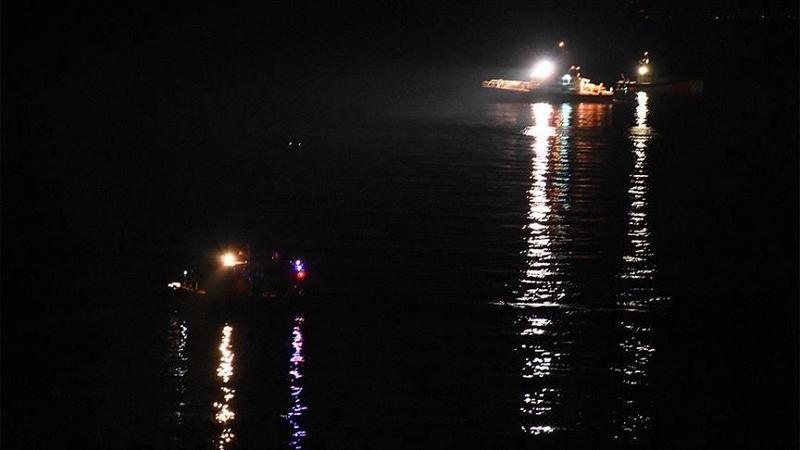 boat with 80 irregular migrants sinks off greek island