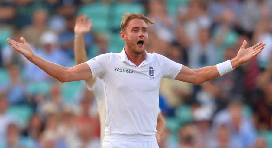 broad fined for breaching icc code of conduct